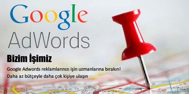 Google Adwords Reklam Danışmanlığı