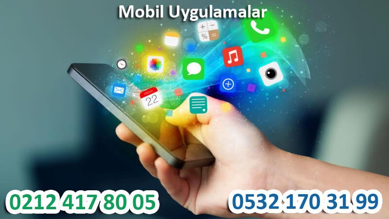mobil uygulama yapan firma